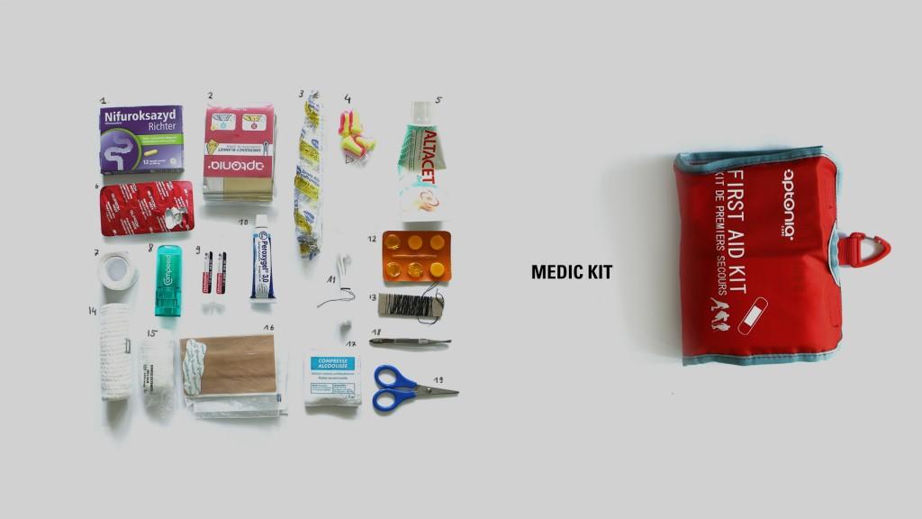 Medic kit S