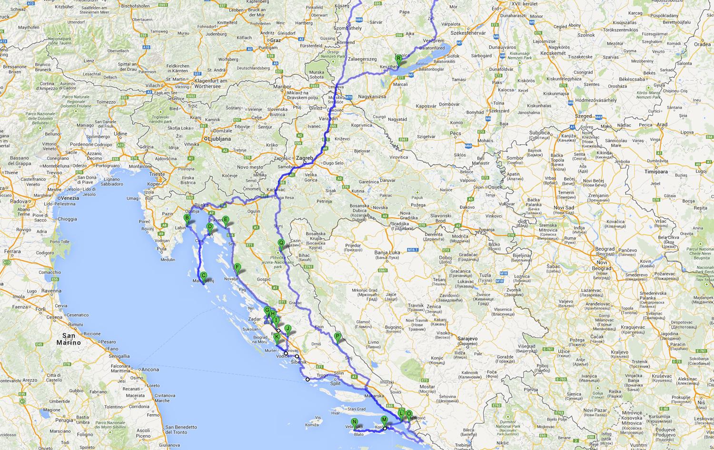 Chorwacja gdzie taniej 2016 czy bułgaria